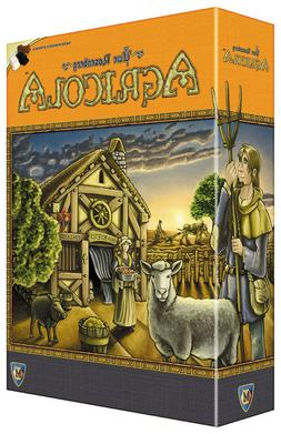 Agricola Revised Edition Board Game Brand New Factory Sealed