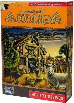 Agricola Revised Edition Lookout Games BRAND NEW, SEALED Uwe