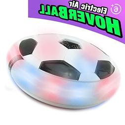 MICKYU Air Hover Ball Toys Floating Disk Soccer Kids Indoor