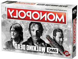 USAopoly AMC The Walking Dead Edition Monopoly Board Game NE