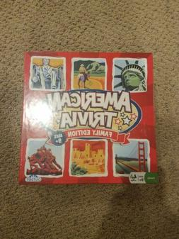 American Trivia Family Edition The America Themed Family Boa