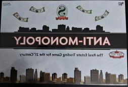 anti monopoly finance board game by brand