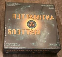 Antimatter Matters Board Game A Quantum Physics Boardgame El