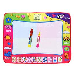 Large Aqua Doodle Mat Magic Water Drawing Painting Writing M