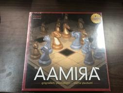 Arimaa Board Game NEW! FACTORY SEALED!! Z Man Games