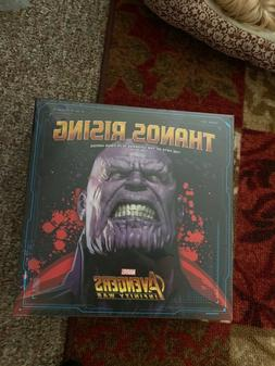 Avengers Infinity War Marvel Comics Thanos Rising Board Game