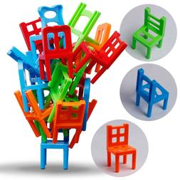 Balancing Stacking Chairs Board Game Tumbling Tower Chairs K
