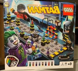 Lego Batman 50003 Games 8 minifigs!
