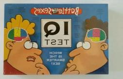 Battle of the Sexes IQ Test Board Game by University Games A
