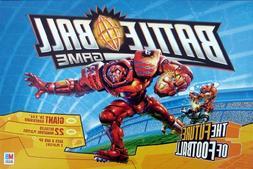Milton Bradley Battleball Game the Future of Football 2003 B