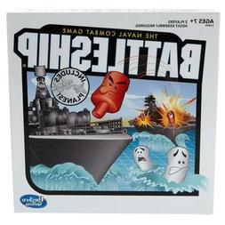 Hasbro Battleship Board Game with Planes Ages 7 and Up Multi