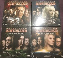 Battlestar Galactica FFG Board Game Complete Collection Set