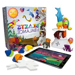 Beasts of Balance : A Stacking Game of Wild Creation - App E