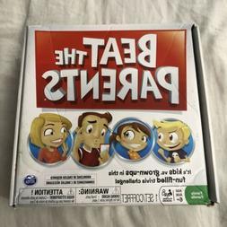 BEAT THE PARENTS Kids vs. Grown-ups Trivia Challenge Board G