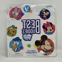 Disney Best Buddies Micro Popz Collectors Album Box Case Gam