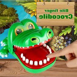 Bite Finger Crocodile <font><b>Board</b></font> <font><b>Gam