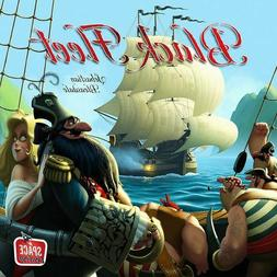 Black Fleet Board Game  NEW SEALED