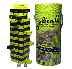 BuzzBlocks An Advanced Twist to the Classic Wooden Stacking