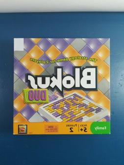 BLOKUS DUO Board Game Mattel Games 2008 R1984 2-Players New