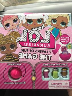 BN LOL Surprise! 7 layers of fun! The Board Game Exclusive S