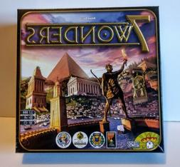 BOARD GAME ASMODEE EDITIONS SEVEN 7 WONDERS  FAMILY GAME