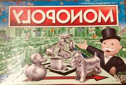 HASBRO BOARD GAME MONOPOLY DINOSAUR PENGUIN CAT DUCK AGES 8+