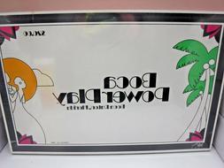Boca Power Play Board Game Boca Raton Florida Monopoly Type