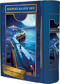 Book Box - Polar Express 1,000 Piece Puzzle by Masterpieces