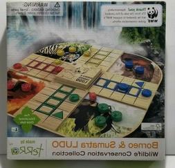 Borneo & Sumatra LUDO Family Board Game Wildlife Conservatio