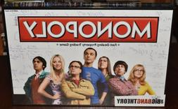 Brand New 2019 BIG BANG THEORY MONOPOLY Board Game - BRAND N