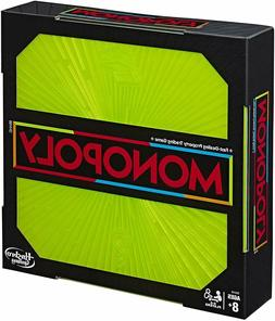 BRAND NEW Monopoly Neon Pop Board Game