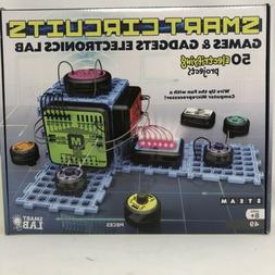 BRAND NEW Smart Lab Smart Circuits Games & Gadgets Electroni
