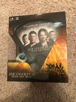 Brand New USAopoly Supernatural Trivial Pursuit Board Game P