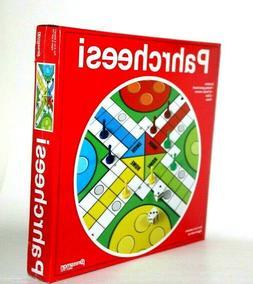 Brand NEW Pressman Toy Parcheesi in Red Box - Classic Board