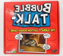 Bubble Talk The Crazy Caption Board Game University Games