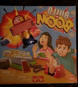 Build or Boom Block Stacking Game  - Family Fun!