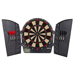 Bullshooter Reactor Electronic Dartboard and Cabinet with LC