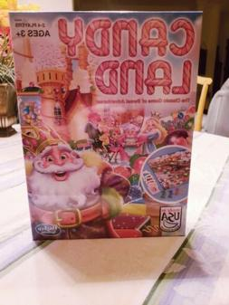 Candy Land Board Game from Hasbro for ages 3 and up  NEW! Se