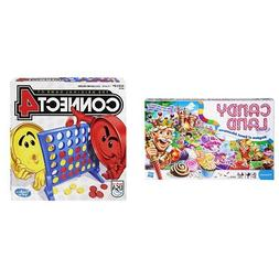 Candy Land - The Kingdom of Sweets Board Game and Connect 4