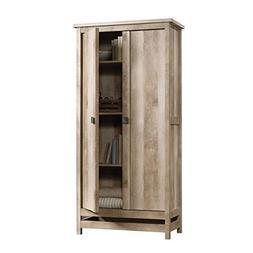 Sauder 416082 Storage Cabinet, Lintel Oak