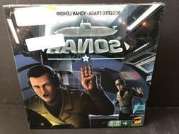 NEW! Captain Sonar Board Game - Sealed in Original Packaging