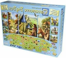 CARCASSONNE BIG BOX | Strategy Board Game | Z-Man Games