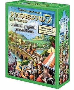 Carcassonne Bridges Castles & Bazaars Expansion #8 Board Z-M