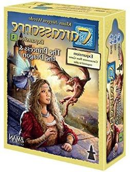 Carcassonne Expansion 3: The Princess & The Dragon  NEW