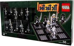 LEGO Castle Tic Tac Toe