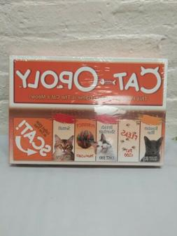 Cat-Opoly Monopoly Board Game By Late For The Sky Catopoly F