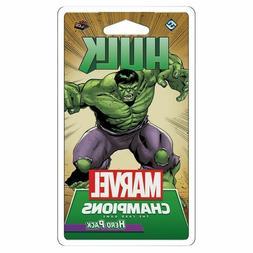 Marvel Champions Card Game: Incredible Hulk Hero Pack FFGMC0