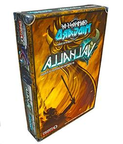 Grey Fox Games ChampionsofMidgard: Valhalla Expansion Ga