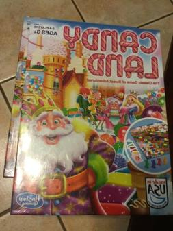 Children's Preschool Candy Land Board Game from Hasbro for a
