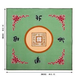 Chinese Design Board Game Gaming Poker Table Map Door Rug Cl